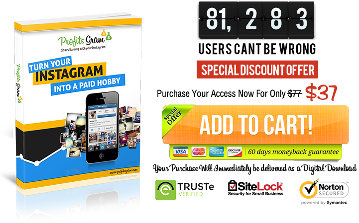 Instagram Auto-Income 2018 - Join Now - Make Money - ProfitsGram2